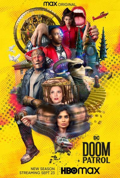 Doom Patrol / Прокълнат Патрул - S03E04