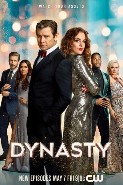 Dynasty / Династия - S04E22 - Season Finale