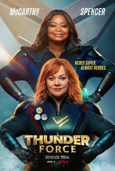 Thunder Force / Гръмотевична сила (2021)