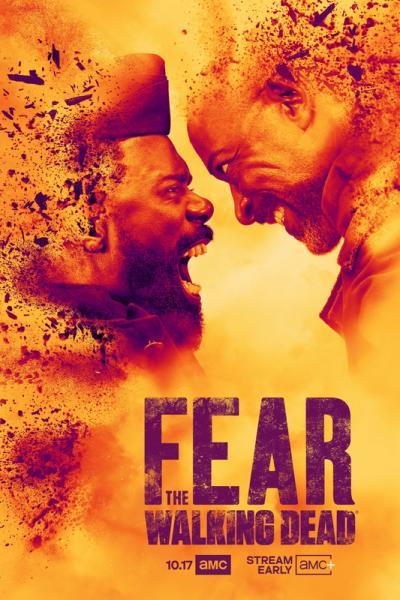 Fear the Walking Dead / Страхувайте се от живите мъртви - S07E01