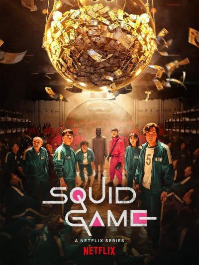 Squid Game / Игра на калмари - S01E08