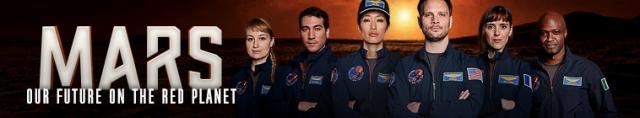 Mars: Novo Mundo / Марс: Нов Свят - Сезон 1
