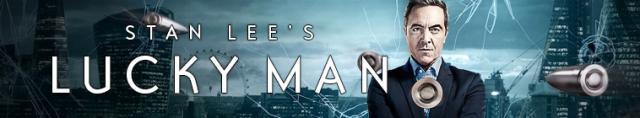 Stan Lee's Lucky Man / Късметлията