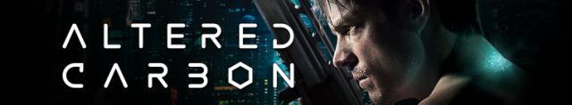Altered Carbon / Просто Обвивка - Сезон 1