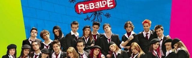 Rebelde / Непокорните - Сезон 1