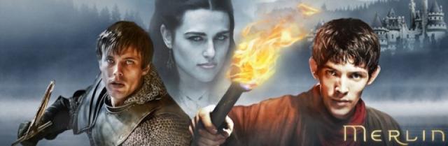 Merlin / Приключенията на Мерлин - Сезон 2
