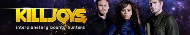Killjoys / Ловци на глави - Сезон 1